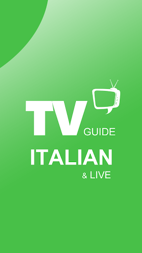 Italy TV Guide