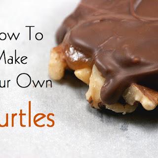 Homemade Turtles.