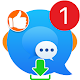 Messenger : Master Text Messaging & Video Calling