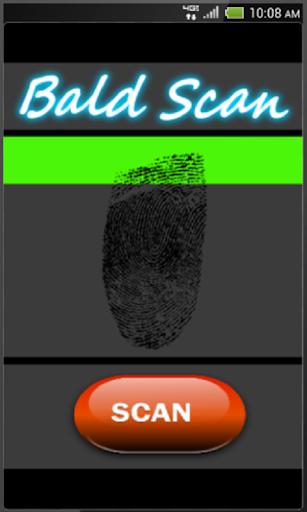 Bald Head Age Scanner - Prank