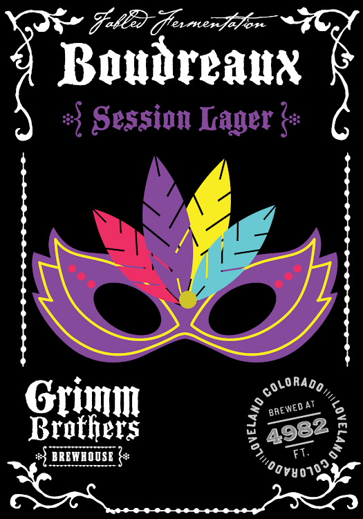 Logo of Grimm Brothers Boudreaux