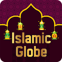 Muslim Globe - Prayer times, Quran, Azan & Qibla icon