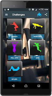 Gym Fitness & Workout : Personal trainer- screenshot thumbnail