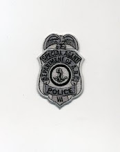 Photo: Virginia Department of Alcoholic Beverage Control Police, Badge