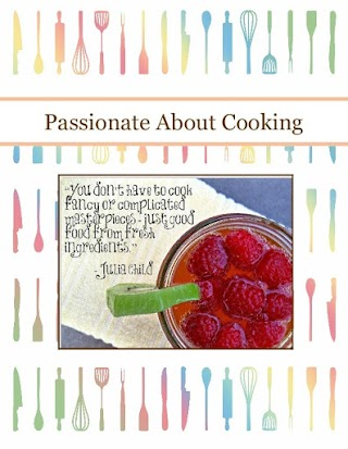 Passionate About Cooking