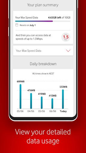 My Vodafone ss3