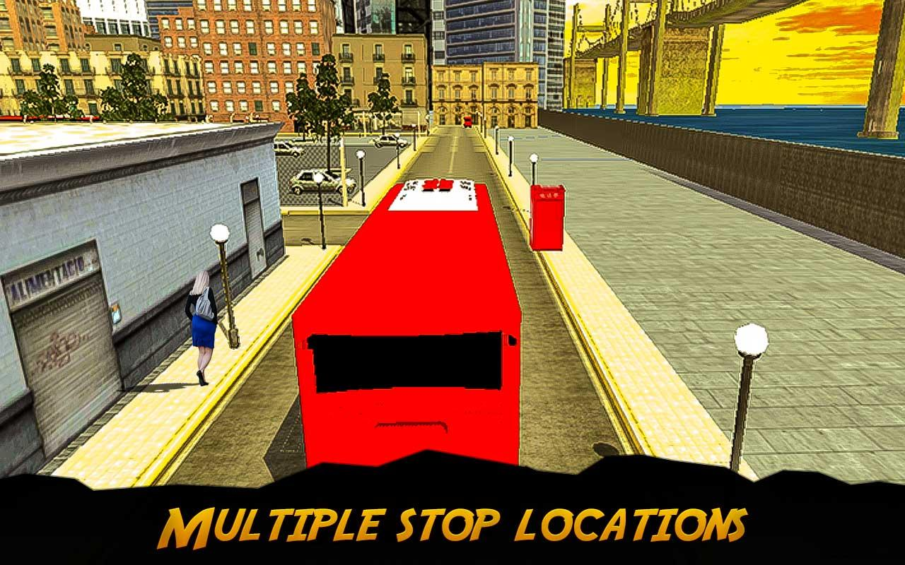 City Bus Driver - Simulation- screenshot
