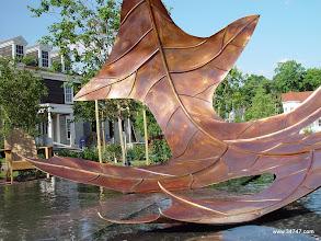 Photo: Fountain, Artisan Park, Celebration, FL