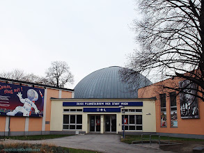Photo: austria, travel, planetarium, vienna, wien