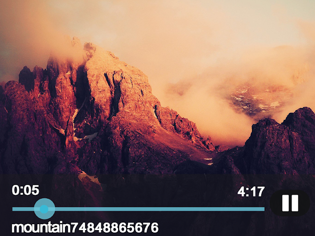 android Simple Video Player PRO 2015 Screenshot 1