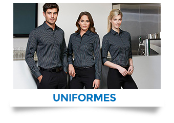 8b0357c0dbbc4 O uniforme demonstra profissionalismo