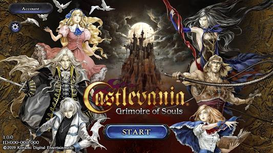 Castlevania Grimoire of Souls 1.0.2 (Mod)