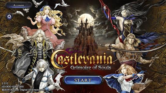 Castlevania Grimoire of Souls Apk Mod God Mod 1