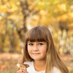 forest love by Petya Dimitrova - Babies & Children Child Portraits