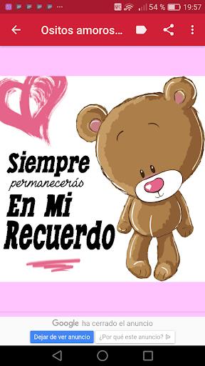 Ositos Con Frases De Amor Aplicaciones En Google Play