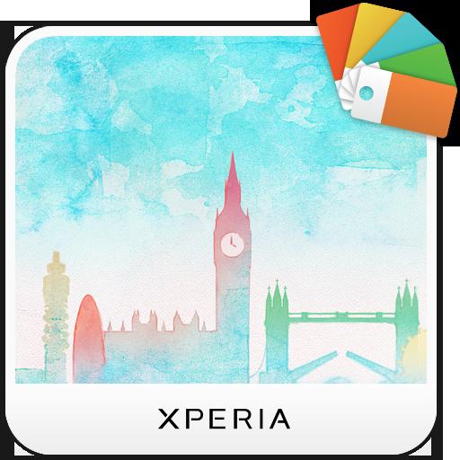 XPERIA™ Cityscape London Theme