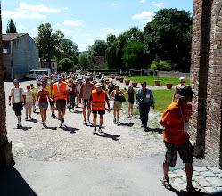 Photo: visite du chateau de Mesnieres