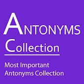 English Antonyms Collection