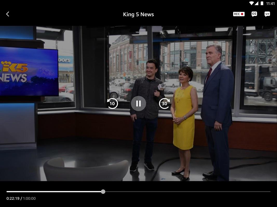 Amazon Fire TV screenshots