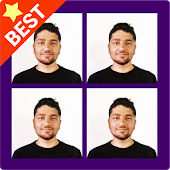 Passport ID Photo Maker Studio: All Standard Sizes