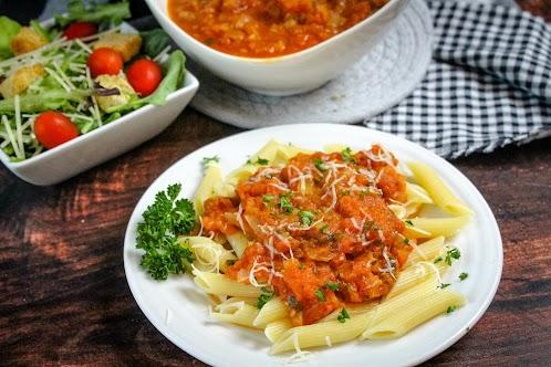 Italian Plum Tomato Sauce