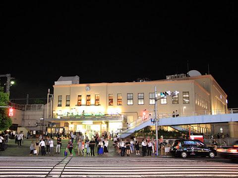 弘南バス「パンダ号」2便 ・995_11 上野駅前までの道のり_01