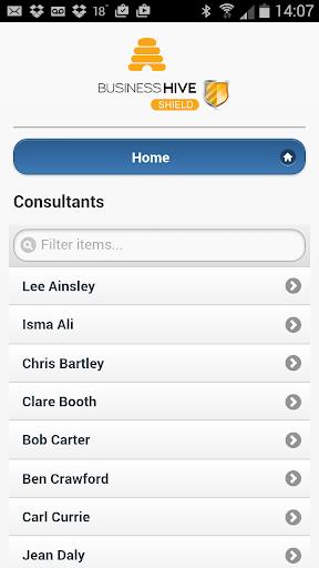 Business Hive Shield  screenshots 4