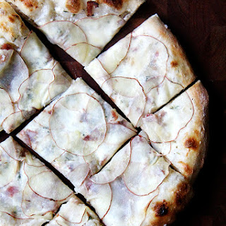 Pizza Creme Fraiche Recipes