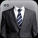 Man Suit Camera icon