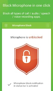 Mic Block -Call speech privacy v1.19 Pro