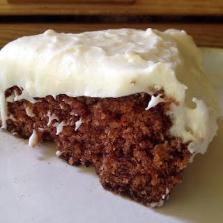 Malinda's Carrot Cake