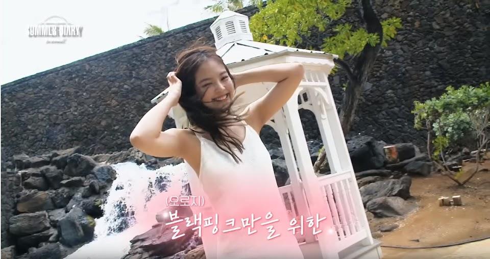 Jennie at Kahala
