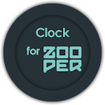 Round M Clock for ZOOPER Icon