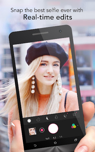 YouCam Perfect - Best Selfie Photo Editor Android App Screenshot