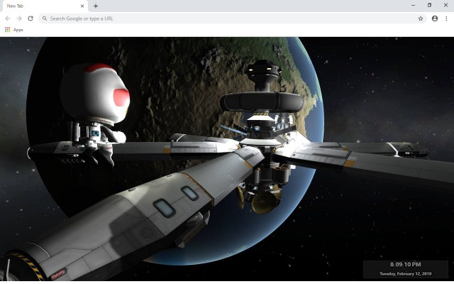 Kerbal Space Program 2 Wallpapers New Tab