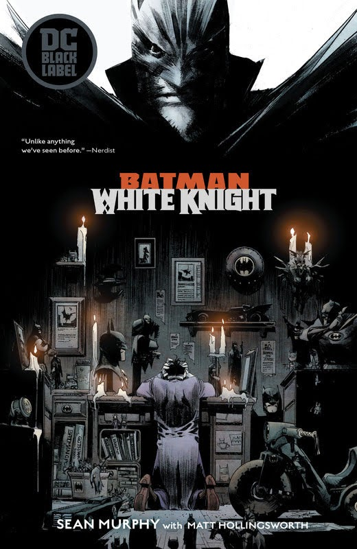 Batman: White Knight (2018)