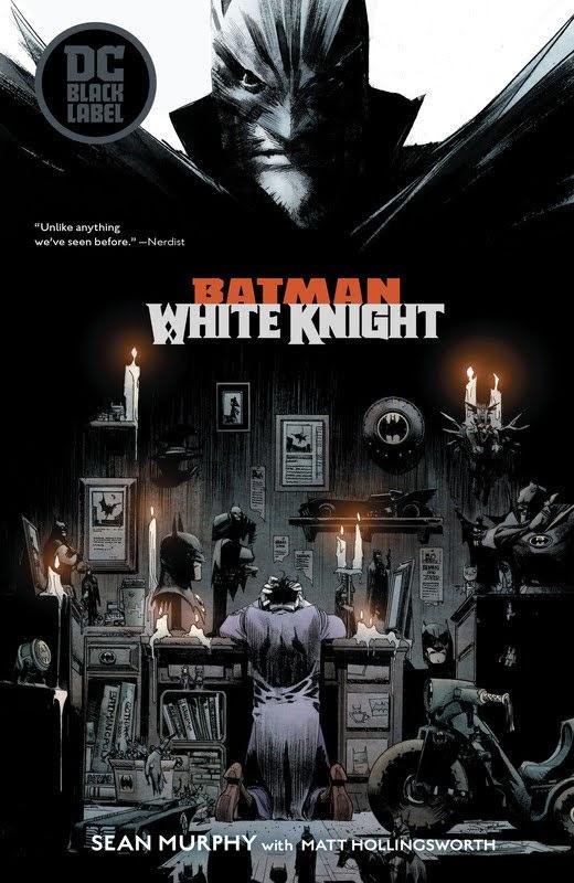 Batman: White Knight (2018)