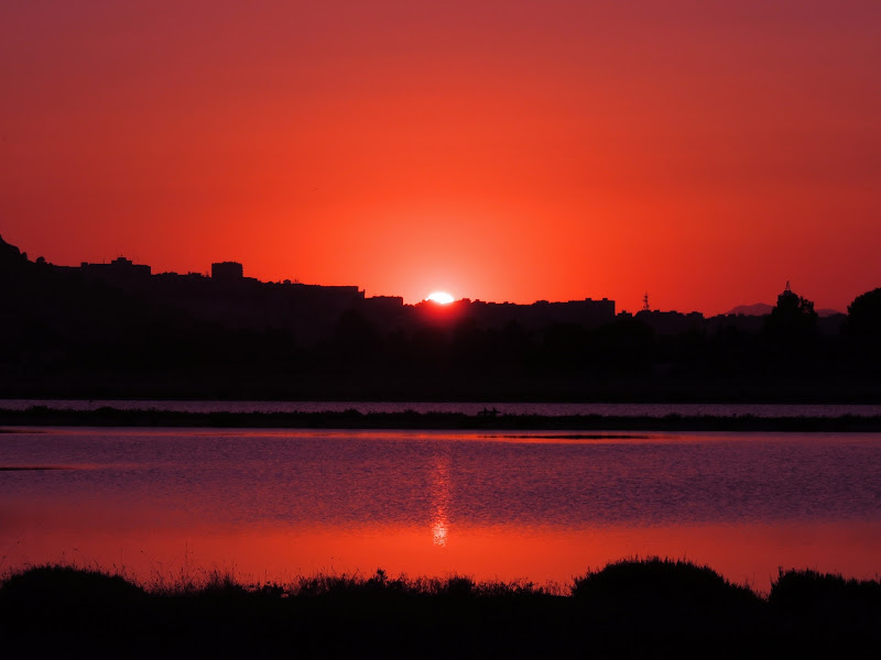 Rosso di sera ...si spera di eli2007