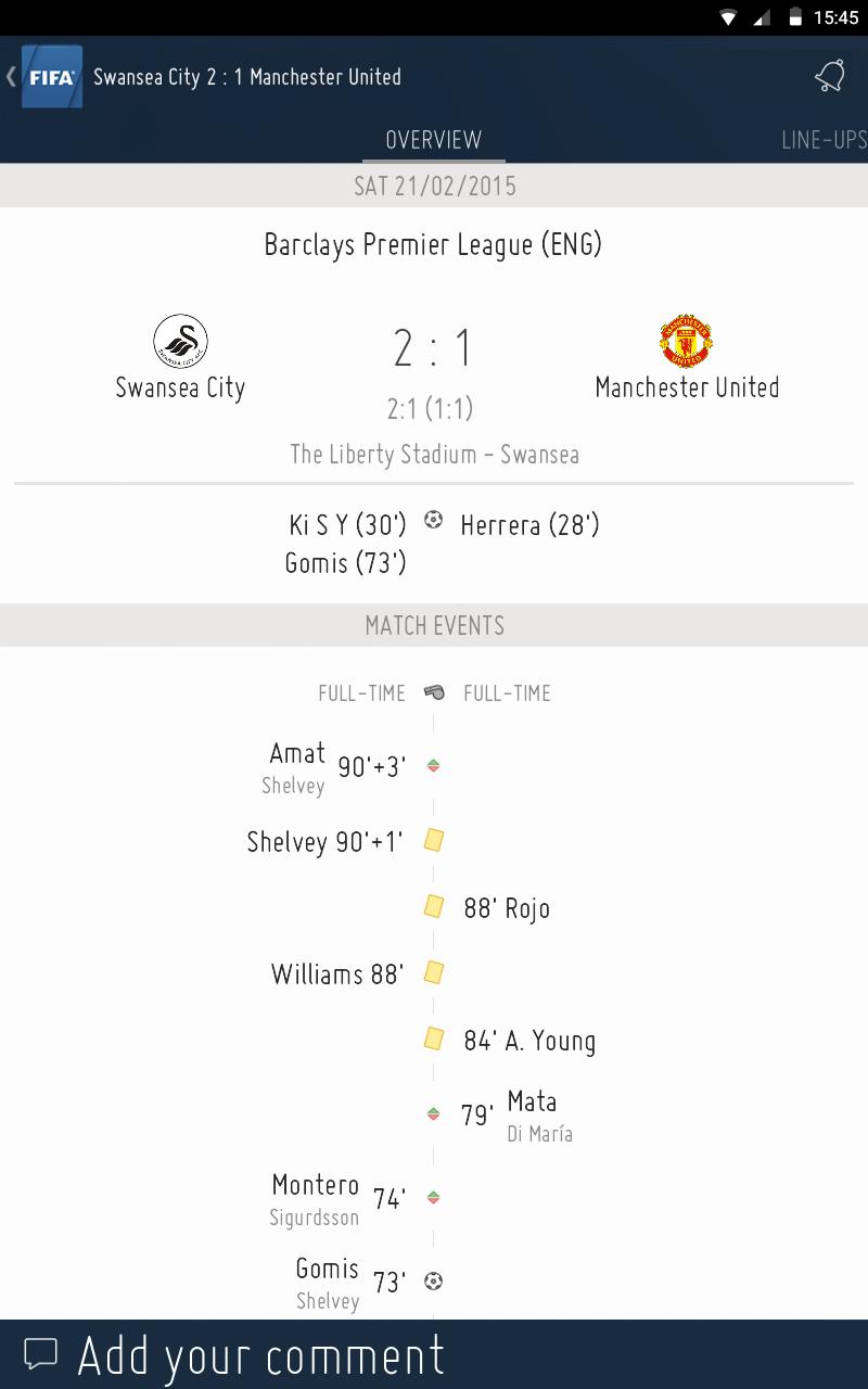FIFA screenshot #13