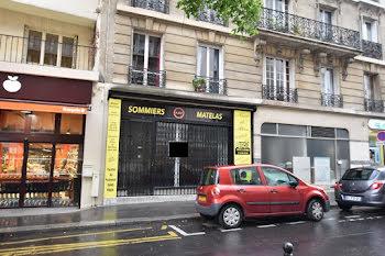 locaux professionels à Paris 13ème (75)