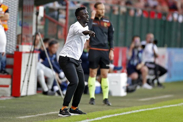 """Mbaye Leye satisfait des siens : """"Un point qui en vaut trois"""""""