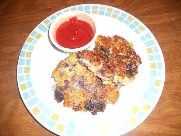 Roasted Potato Pancakes