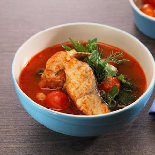 Dill Fish Curry Recipes