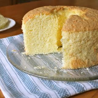 Gluten-Free Chiffon Cake