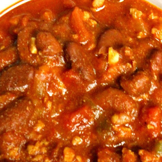 Turkey Chili - Clean Eating and Low Carb Recipe