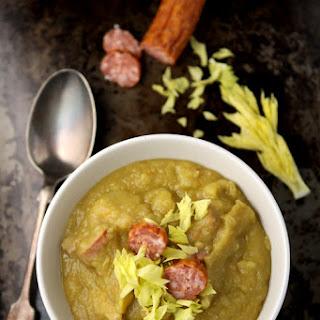 Dutch Split Pea Soup (erwentensoep Or Snert)