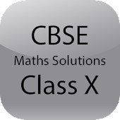 CBSE Maths Solutions Class X