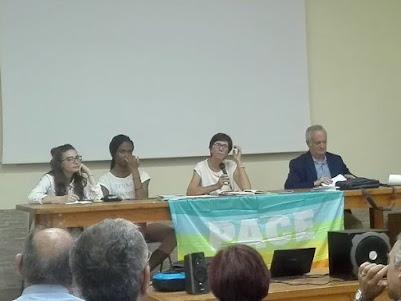 Rondine - tavolo relatori