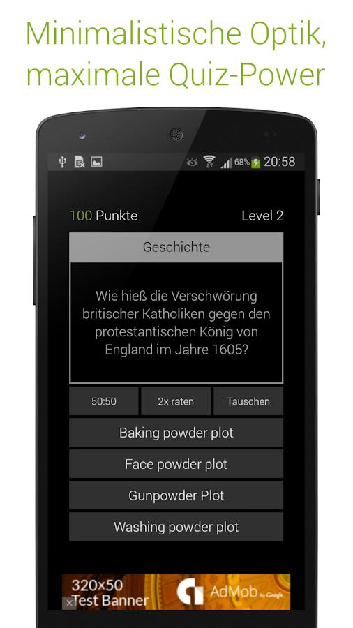 Quizoid App
