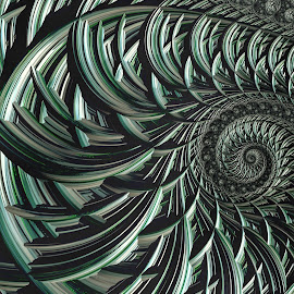 Car tyre  by Naveen Aggarwal  - Digital Art Abstract (  )